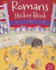Fiona Watt: Romans Sticker Book