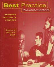 Best Practice Pre-Intermediate Teachers' Resource Book