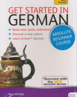 Teach Yourself - Get Started in German with MP3 Audio CD