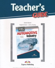 Career Paths - Automotive Industry Teacher's Guide