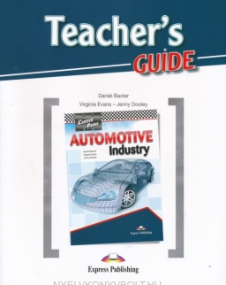 Career Paths - Automotive Industry Teacher's Guide