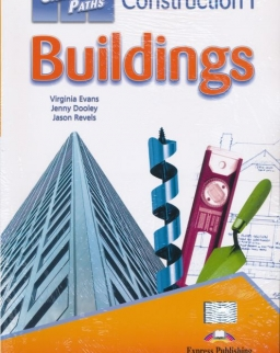 Career Paths - Construction I - Buildings Student's Book with Digibooks App