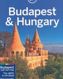 Lonely Planet - Budapest & Hungary Travel Guide