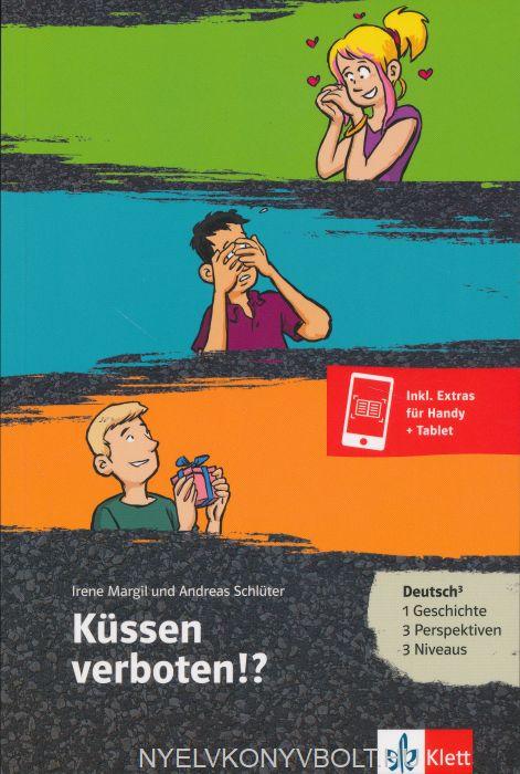 Küssen verboten!?: Buch + Online-Angebot