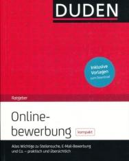 Duden Ratgeber Online-Bewerbung Kompakt