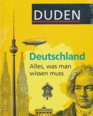 Duden Allgemeinbildung - Deutschland - Alles, was man wissen muss