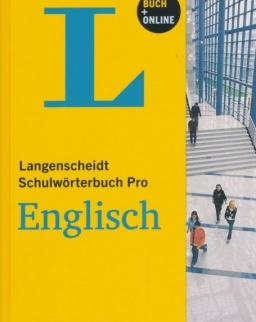 Langenscheidt Schulwörterbuch Pro Englisch - Buch mit Online-Anbindung - Englisch-Deutsch/Deutsch-Englisch
