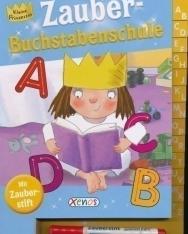 Zauber-Buchstabenschule