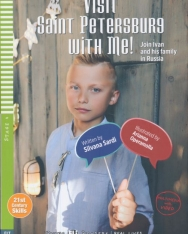 Visit Saint Petersburg with Me! - ELI Young Readers Stage 4 | Real Lives