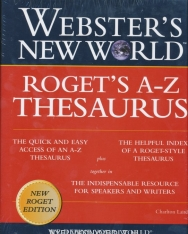 Webster's New World - Roget's A-Z Thesaurus