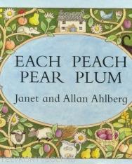 Allan Ahlberg, Janet Ahlberg: Each Peach Pear Plum