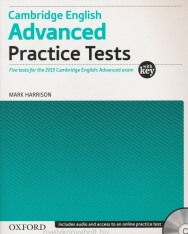 Cambridge English Advanced Practice Tests Tests With Key and Audio CD Pack