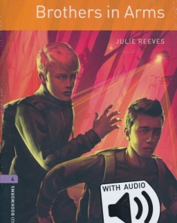 Brothers in Arms with Audio Download - Oxford Bookworms Library Level 4