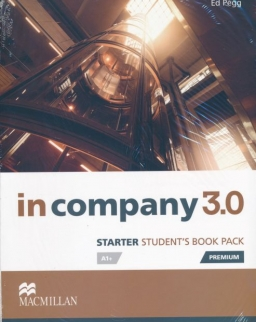 In Company 3.0 Starter Student's Book Pack with Access to the Online Workbook and Student's Resource Centre