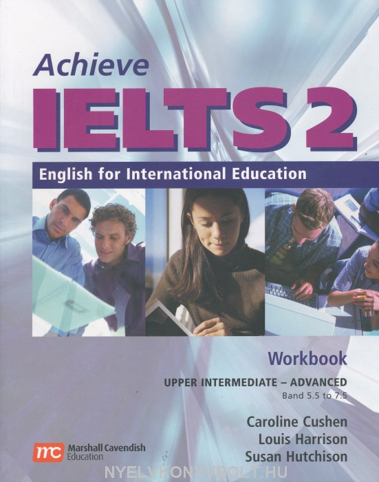 Achieve IELTS 2 Workbook + Audio CD - English for International Education