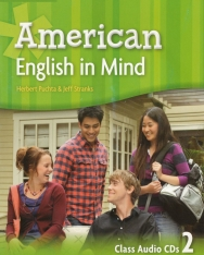American English in Mind 2 Class Audio CDs