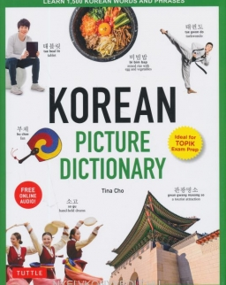 Korean Picture Dictionary - Learn 1500 Korean Words and Phrases [Includes Online Audio]