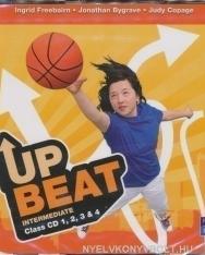 Upbeat Intermediate Class Audio CDs (4)