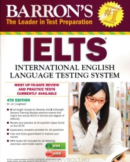Barron's IELTS with MP3 CD - 4th Edition