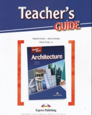 Career Paths - Architecture Teacher's Guide