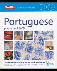 Berlitz Portuguese Phrase Book & Audio CD