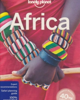 Lonely Planet - Africa Travel Guide (14th Edition)