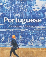 Portuguese Phrasebook and Dictionary 4th edition - Lonely Planet