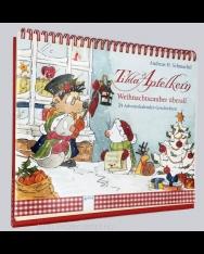 Tilda Apfelkern. Weihnachtszauber überall: 24 Adventskalender-Geschichten. Ein Adventskalender zum Aufstellen