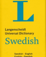 Langenscheidt Universal Dictionary Swedish: English-Swedish / Swedish-English