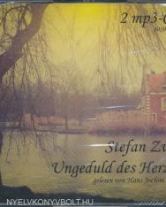 Stefan Zweig: Ungeduld des Herzens Audio-CD