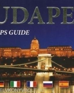 Budapest mini (8 nyelvű)