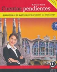 Cuentas Pendientes + Szakszókincs és Nyelvismereti Gyakorló- és Tesztkönyv 2. kiadás