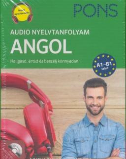PONS Angol Audio nyelvtanfolyam