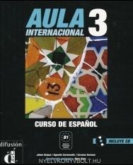 Aula Internacional 3 Curso de Espanol + Audio CD