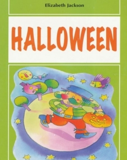 Halloween with Audio CD - La Spiga Start Readers Level A1