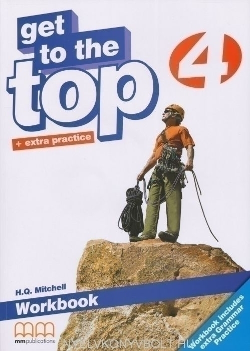 Get to the Top 4 Workbook with Student's CD