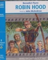 Benedict Flynn: Robin Hood - Audio Book CD