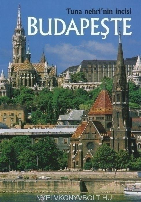 Budapeste - Tuna nehri' nin incisi