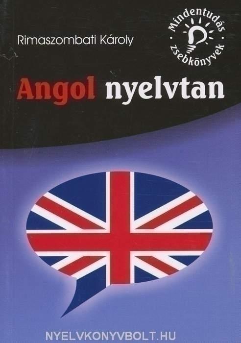 Angol nyelvtan - Mindentudás zsebkönyvek