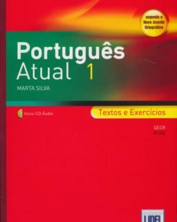 Portugues Atual 1 - Textos e Exercícios inclui CD áudio