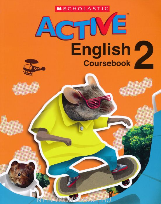 Active English 2 Coursebook