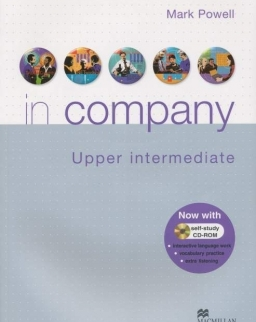 In Company Upper Intermediate Student's Book with CD-ROM