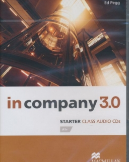 In Company 3.0 Starter Level Class Audio CDs