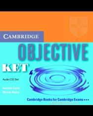 Objective KET Audio CDs (2)