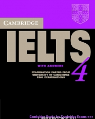 Cambridge IELTS 4 Official Examination Past Papers Student's Book with Answers
