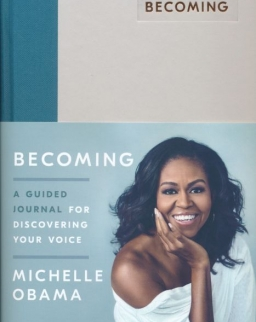 Michelle Obama: Becoming: A Guided Journal for Discovering Your Voice