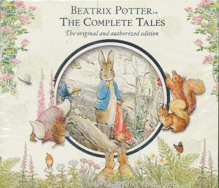 Beatrix Potter the Complete Tales - Audio Book (6 CDs)