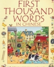 The Usborne Internet-Linked First Thousand Words in Chinese
