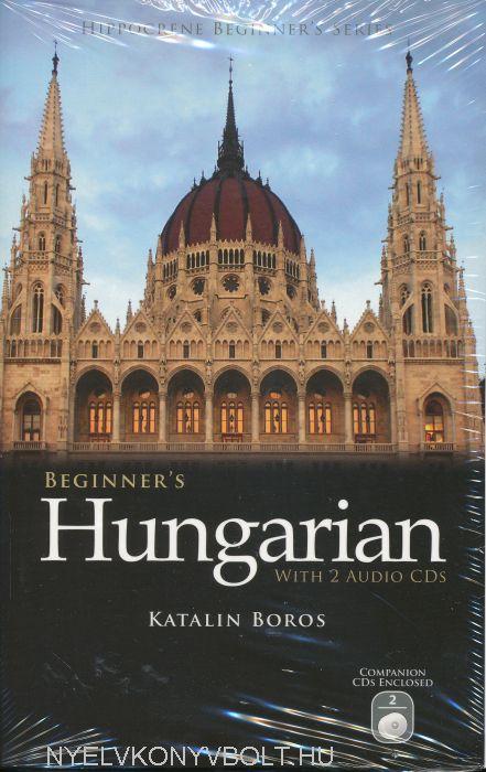 Beginner's Hungarian with 2 Audio CDs - Hippocrene Beginner's Series