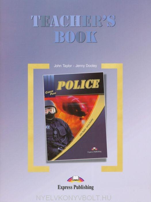 Career Paths - Police Teacher's book